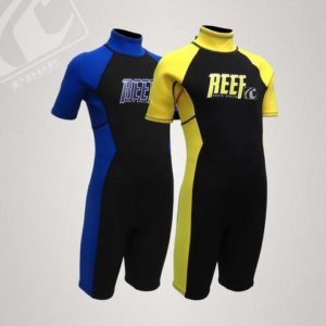 Reef Spring Suit Junior 2 mm Back Zip