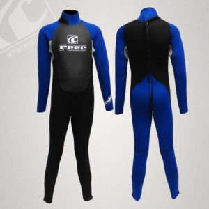 Reef Junior Dynamite 3 mm Back Zip