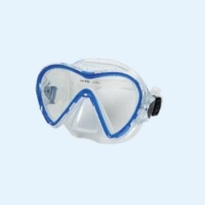 Aqualine Aruba PVC Dive Mask