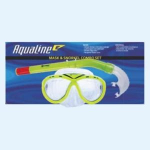 Aqualine Junior Snorkeling Combo