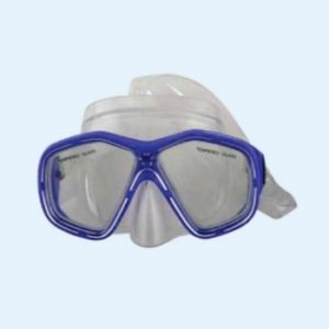 Aqualine Pulsar PVC Dive Mask