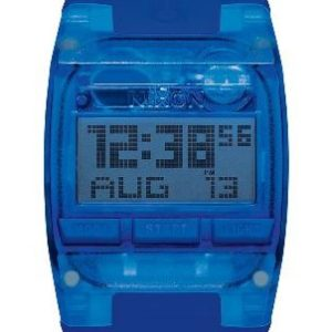 Nixon Comp Cobalt Blue Sports Watch