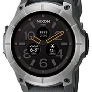Nixon Mission Concrete Sports Watch
