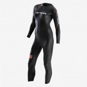 Orca S6 Full Sleeve Ladies Triathlon Wetsuit