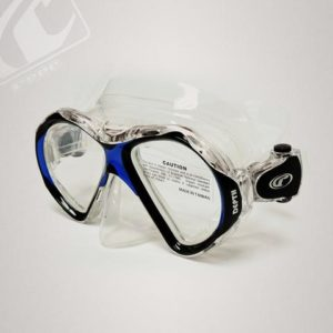 Reef Depth Silicone Dive Mask