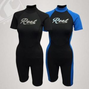 Reef Ladies 2 mm Back Zip Spring Suit