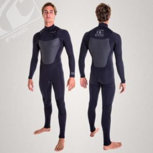 Reef Pro Diamond Mens 4 3 Chest Zip