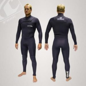 Reef Super X Mens 3 2 Chest Zip