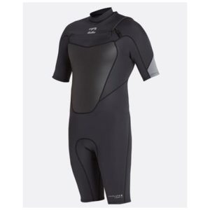 Billabong Absolute Comp 2 mm Chest Zip Springsuit