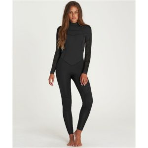 Billabong Ladies 4/3 Synergy Chest Zip