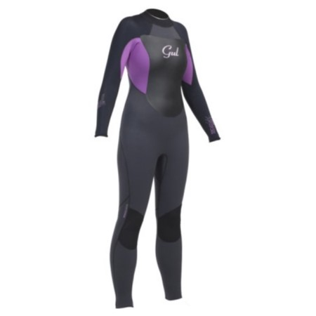 GUL Response Girls 4 3 Back Zip