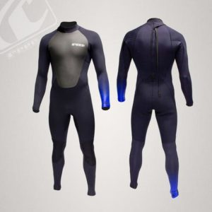 Reef Flex Pro Junior 4 3 Back Zip