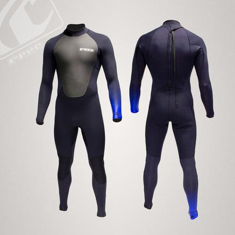 Reef Junior 4/3 Flex Pro Back Zip