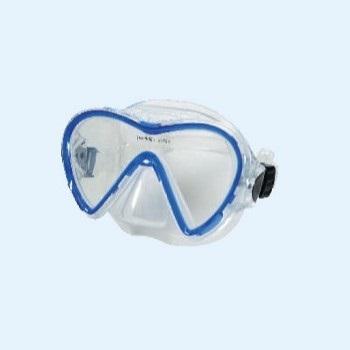 Aqualine Aruba PVC Dive Mask
