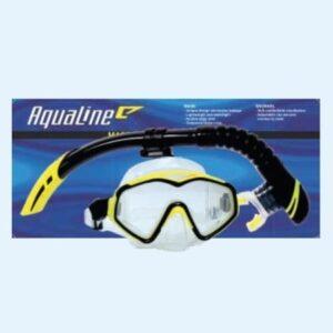 Aqualine Pro Dive Silicone Combo