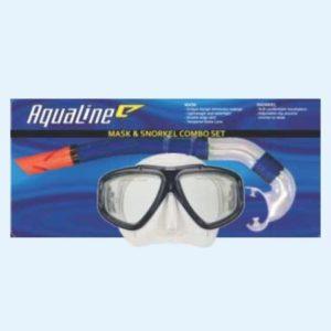 Aqualine Senior Snorkeling Combo