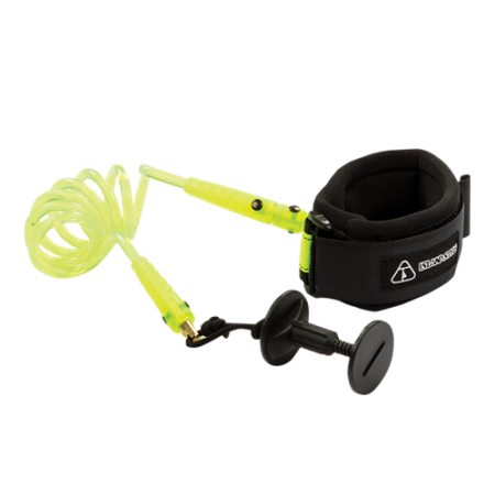 Island Style Bodyboard Leash Double Swivel
