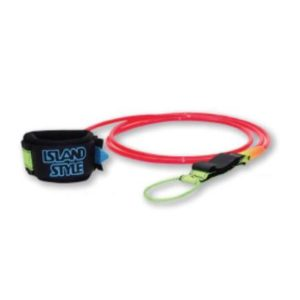 Island Style Surf School Surfboard Leash 6ft