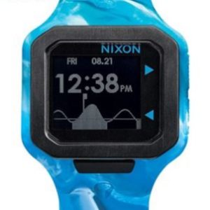 Nixon Supertide Waves 4 Water Sports Watch
