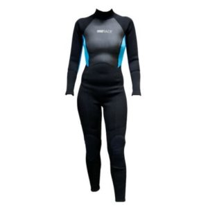 Pro Race Ladies Back Zip Wetsuit
