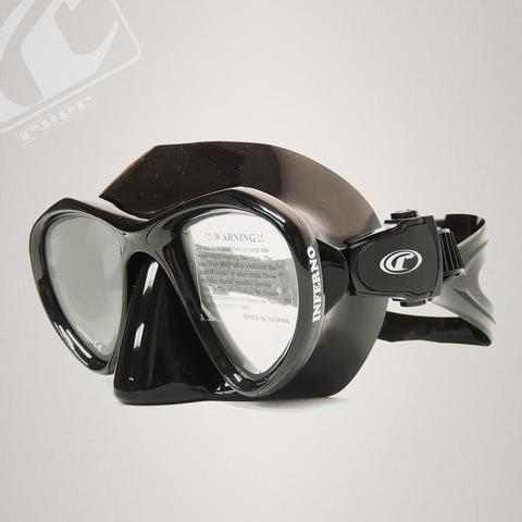 Reef Dive Mask Inferno Silicone