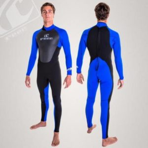Reef Mens 4/3 Dynamite Back Zip