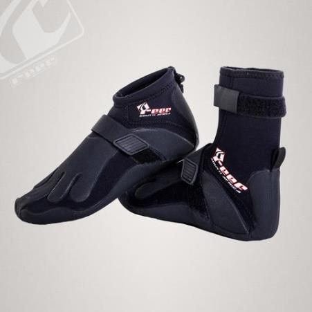 Reef Split Toe Surf Booties 3 mm