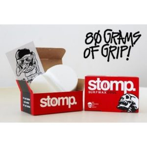 Stomp Surfboard Wax