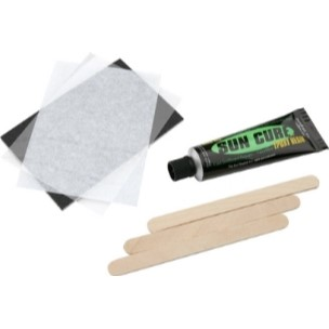 Sun Cure Epoxy Resin Repair Kit