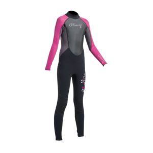 G Force Girls 3 mm Wetsuit