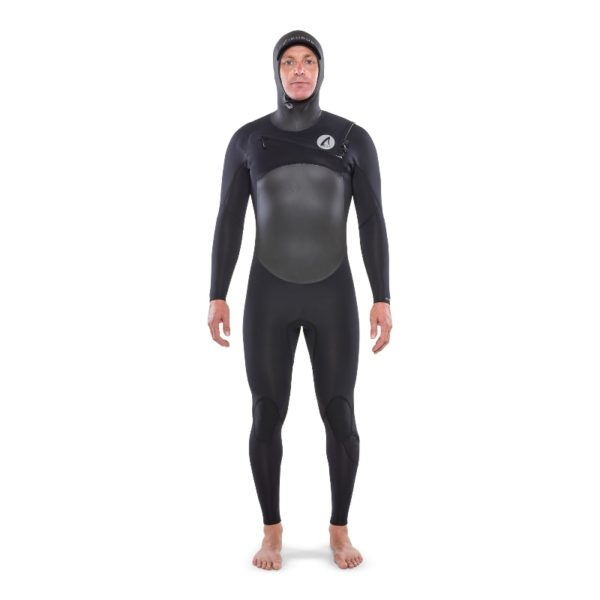 Isurus Ti Evade 4/3 Hooded Wetsuit