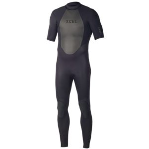 Xcel Mens 2 mm Axis Short Sleeve Wetsuit