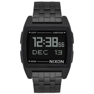NIXON BASE HOME ALL BLACK