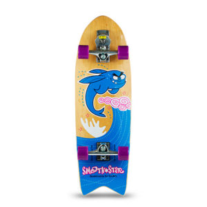 FLYING FISH SKATEBOARD 32 BLUE