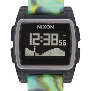 NIXON BASE TIDE GREEN JELLYFISH