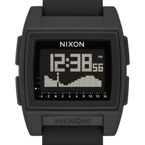 NIXON BASE TIDE PRO BLACK RED