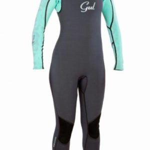 GUL Ladies 5/4 Viper Hooded Wetsuit
