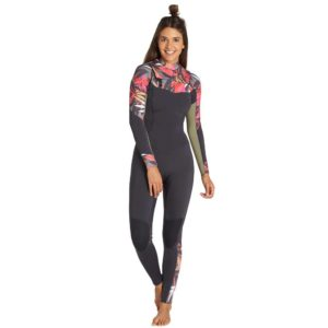 Billabong Ladies 4/3 Salty Dayz Tropical