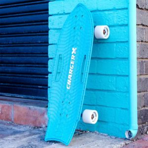 """Charger X Skateboard Eco Series 28"""" Bullet"""