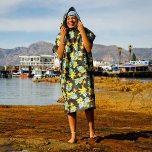 ISLAND STYLE HOODED TOWEL NORTH SHORE